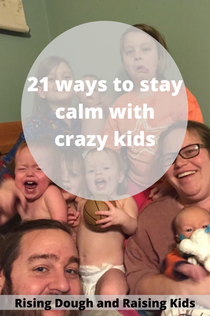 kids crazy