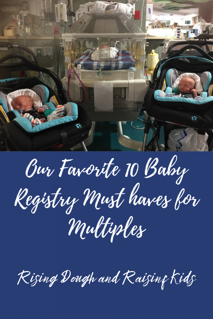 My top 10 baby registry must haves for multiples graphic 2